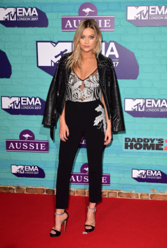 MTV Europe Music Awards 2017 - Arrivals - London