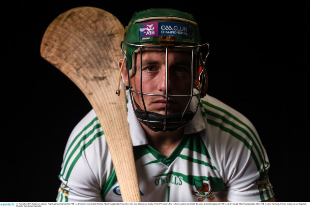 AIB Munster GAA Hurling Senior Club Championship Final Media Day