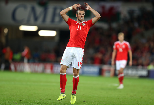 Wales v Austria - 2018 FIFA World Cup Qualifying - Group D - Cardiff City Stadium