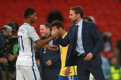 England v Brazil - Bobby Moore Fund International - Wembley Stadium