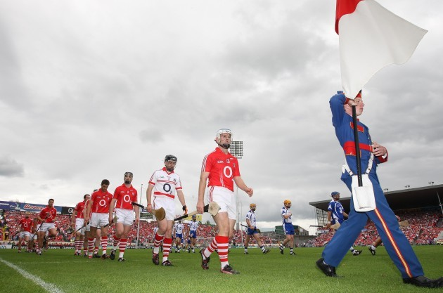 Kieran Murphy leads the team