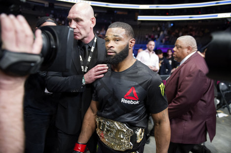 UFC 209- Woodley vs Thompson 2