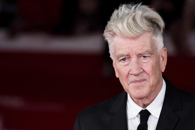 Rome Film Festival 2017 - Davide Lynch Lifetime Achievement Award