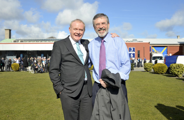 6/3/2010 Sinn Fein Ard Fheis
