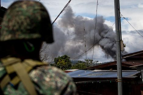 Philippines: Philippines Battles to Retake City From Islamist Rebels