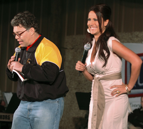 Sexual Harassment Franken