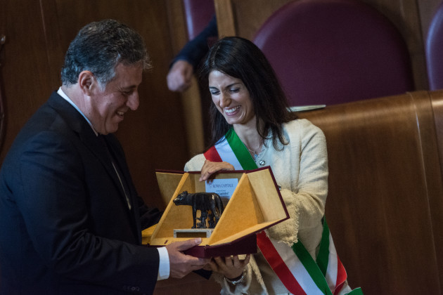 Italy: Anti-Mafia Magistrate Antonino Di Matteo Receives Honorary Citizenship of Rome