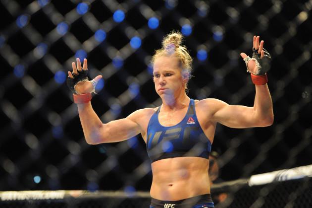 (SP)SINGAPORE-UFC FIGHT NIGHT