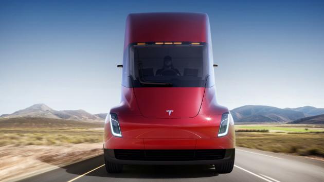 Tesla Electric Truck