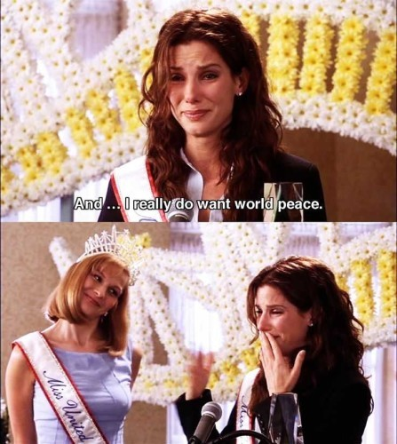 best 20+ miss congeniality quotes ideas on pinterest | watch miss on Miss Congeniality World Peace Quote