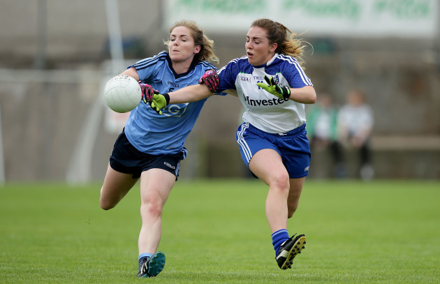 Sinead Finnegan with Laura McEnaney