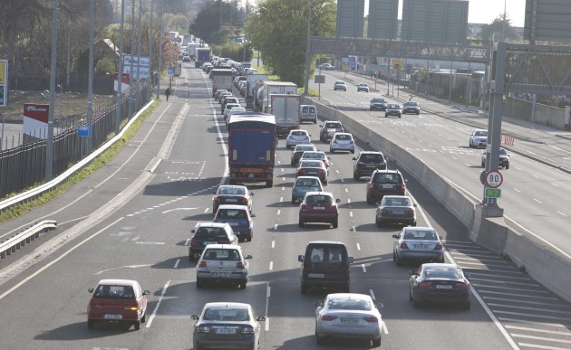 File Photo There has been a slight drop in the cost of running a car - but it will still set you back over €10,000 a year