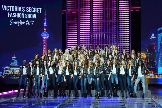 Victoria's Secret Show 2017 - Photocall - Shanghai