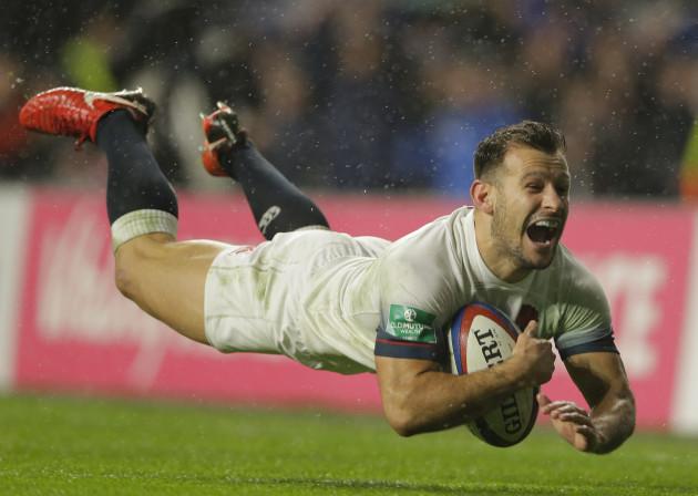 Britain Rugby England Australia