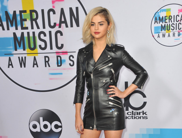American Music Awards 2017 - Arrivals