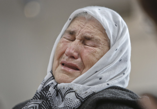 Bosnia Mladic War Crimes