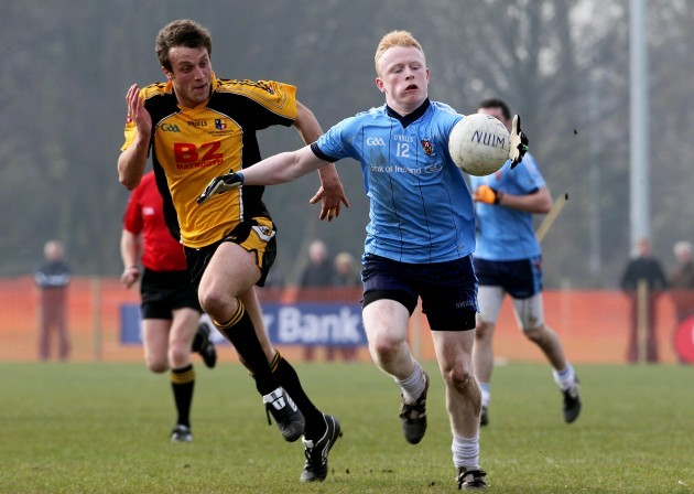 Diarmaid McNulty and Conor Brophy