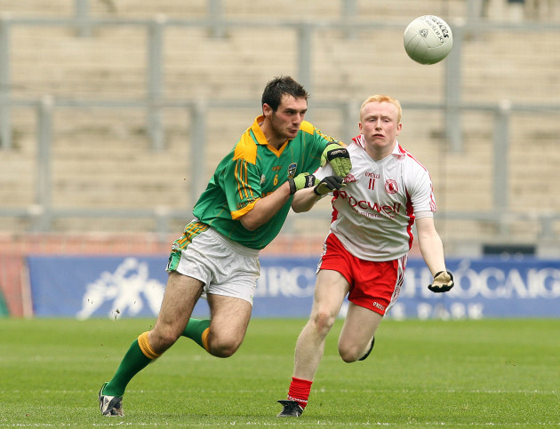 Diarmuid McNulty and Tommy Johnson