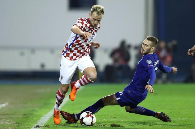 (SP)CROATIA-ZAGREB-SOCCER-FIFA WORLD CUP-EUROPEAN QUALIFIERS PLAYOFF-CROATIA VS GREECE