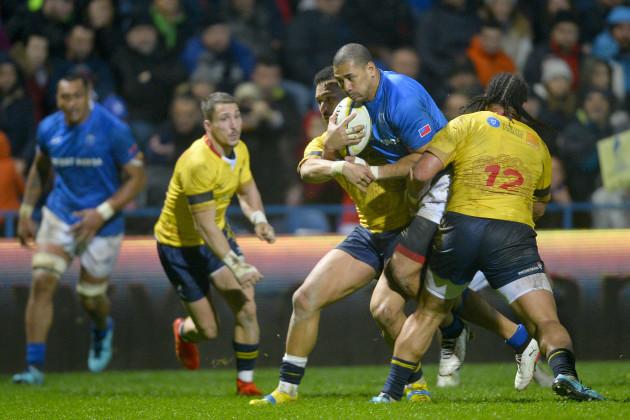 Romania: Romania v Samoa - International Friendly Rugby