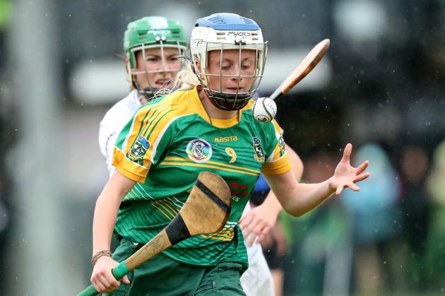 Megan Thynne with Clodagh Flanagan
