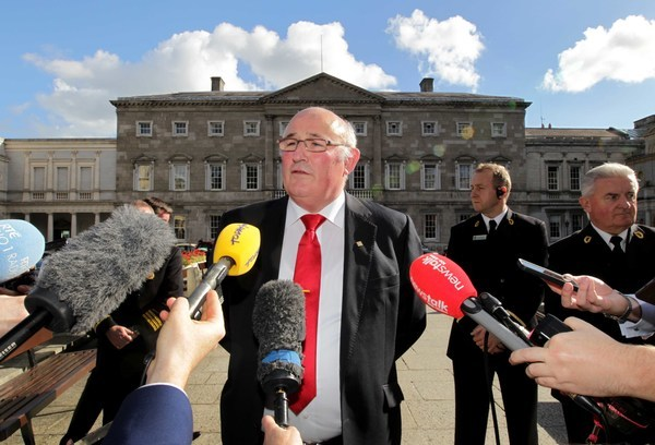 File Photo INDEPENDENT SENATOR GERARD Craughwell has said there must be an election for the position of president of Ireland – and that's why he is throwing his hat in the ring for the job