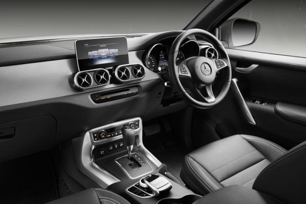 2822a1add6 Source  Daimler AG - Product Communications Mercedes-Benz Vans. The X-Class  ...
