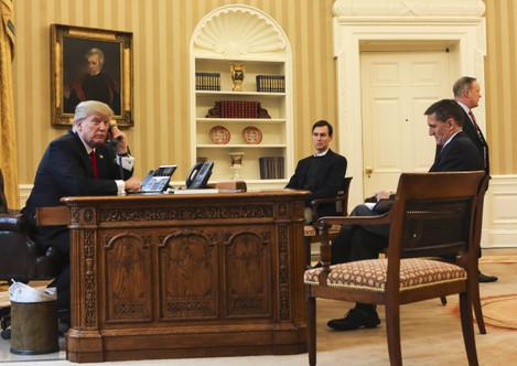 Trump's National Security Adviser Michael Flynn Quits