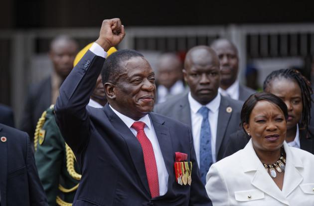 Zimbabwe New President