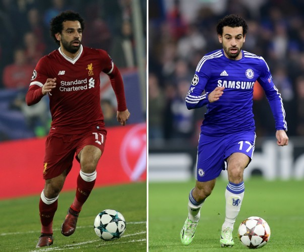 Super Salah out to show Chelsea they made a huge mistake and