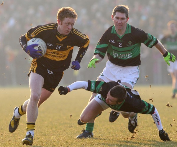 Brian Twomey and Colm Cooper