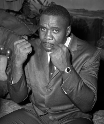 Press Conference - Sonny Liston - 1963