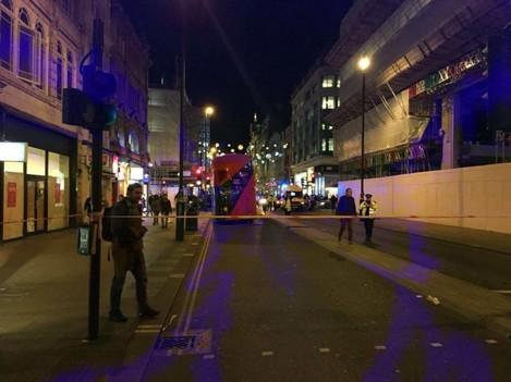 BRITAIN-LONDON-TUBE INCIDENT