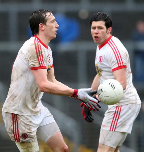 Colm Cavanagh and Sean Cavanagh