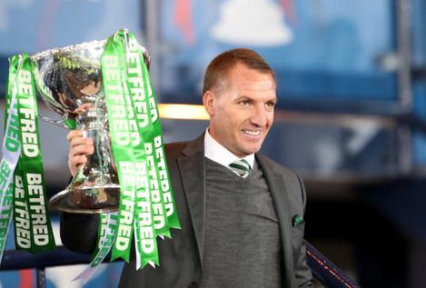 Motherwell v Celtic - Betfred Cup Final - Hampden Park