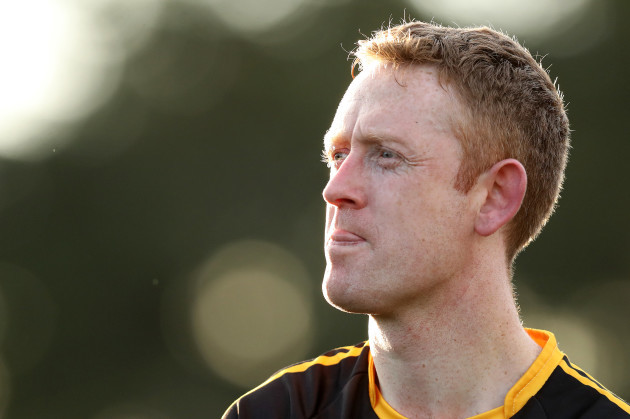 Colm Cooper dejected after the game