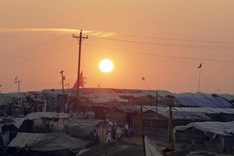 Bangladesh Myanmar Rohingya