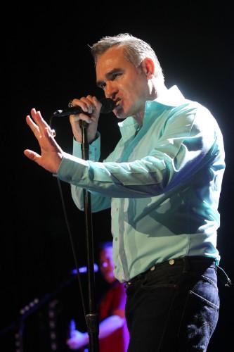 Morrissey in Concert - New York