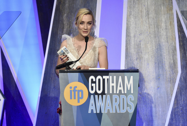27th Annual IFP Gotham Awards - Show