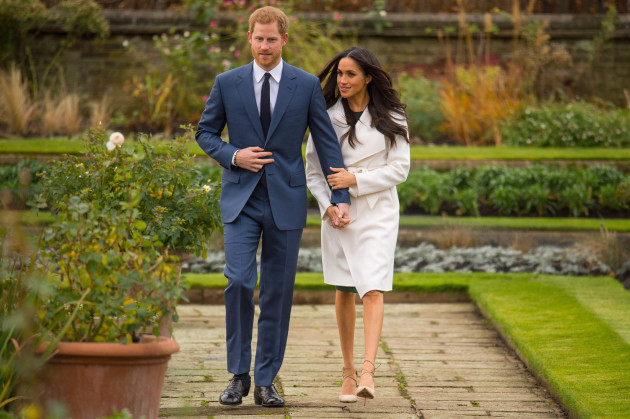 Prince Harry engagement