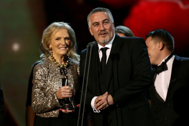 National Television Awards 2015 - Show - London