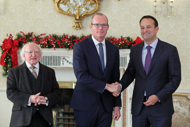Simon Coveney appointed new deputy premier