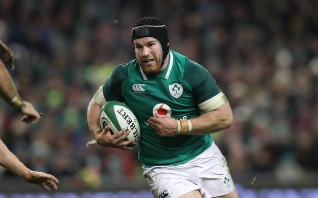 Ireland's Sean O'Brien