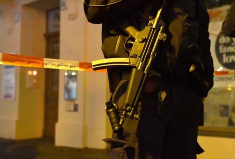 Suspicious item in Potsdam