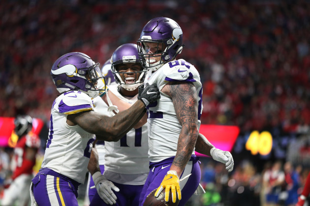 Minnesota Vikings vs. Atlanta Falcons