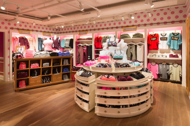 9ab917fe6f Here s your first look inside Dublin s swanky new Victoria s Secret ...