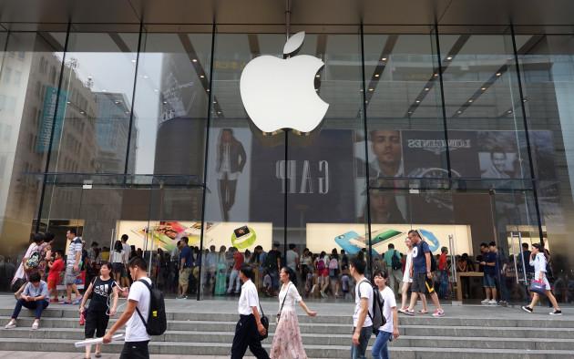 Shanghai - Apple-Store