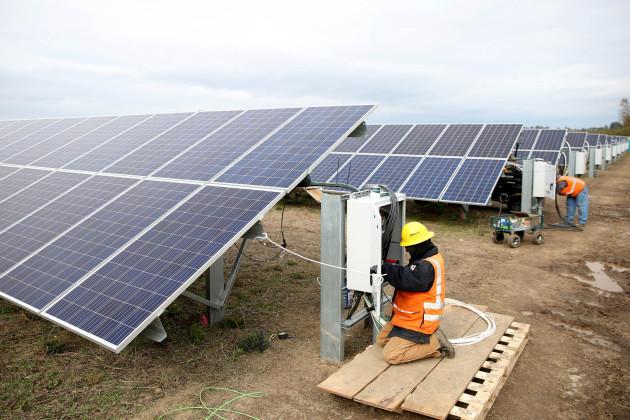 News: Solar Energy Farm