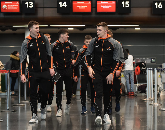 PwC All Star Tour 2017 - Departure