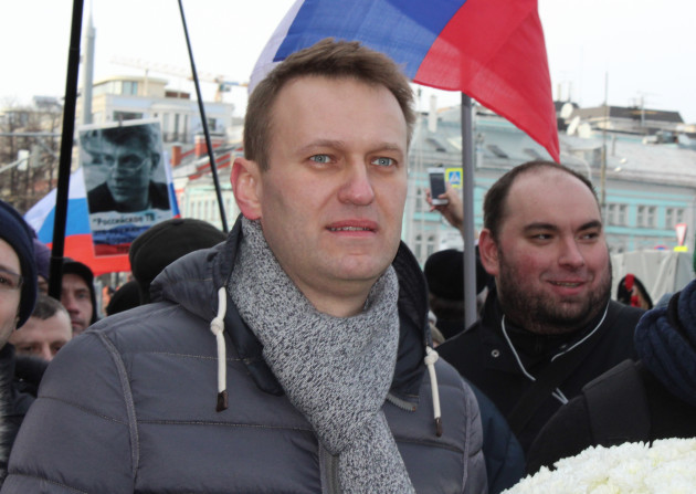 Russians remember murdered opposition politician